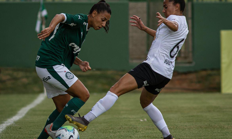 Palmeiras 1 x 3 Corinthians - jogo em 09/02/2020 - Estádio Nelo Bracalente