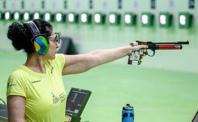 Tiro Esportivo,Débora Campos
