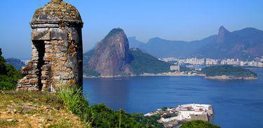 Forte de São Luiz, em Niterói-RJ