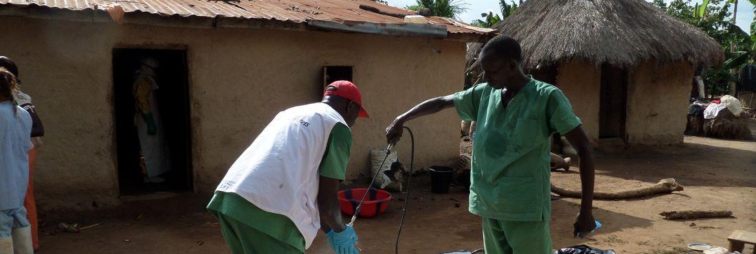combate ao Ebola