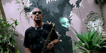 Saxofonista e flautista Zé Carlos Bigorna lança