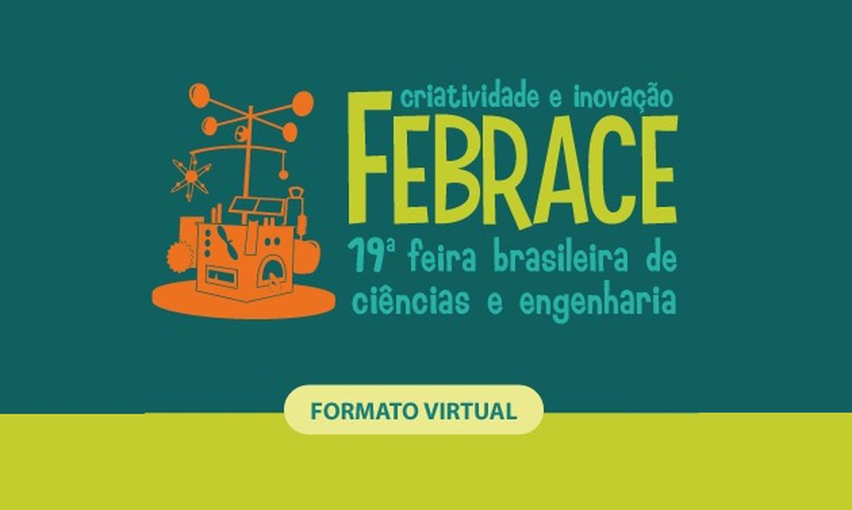 Feira Brasileira de ciência e engenharia.