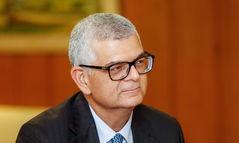 Presidente Interino da Petrobras, Ivan Monteiro.