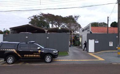 Operação Expresso 80 cumpre 92 ordens judiciais em Foz do Iguaçu, Curitiba Medianeira e Maringá (PR), Erechim (RS), Joaçaba e Balneário Camboriú (SC), Juiz de Fora (MG), Diadema e São Paulo (SP)