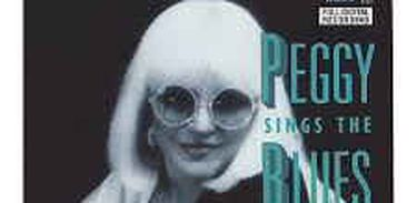 CD PEGGY SINGS THE BLUES