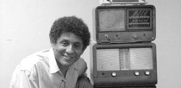 Zé Zuca na Rádio MEC