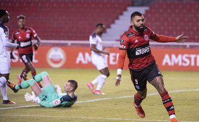 Flamengo, LDU, Libertadores