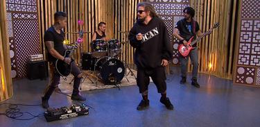 Banda brasiliense Rocan leva seu rock para o Antenize