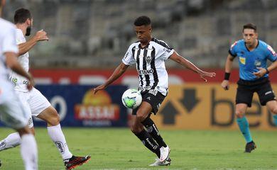 Atlético Mineiro vence Santos