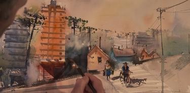 Vento Sul apresenta artistas migrantes que recriamas cidades