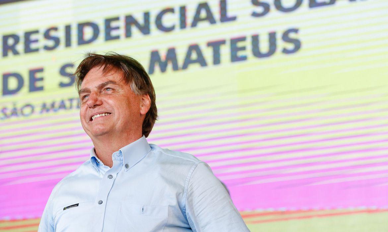 (Vitória - ES,11/06/2021) Cerimônia de Entrega do Residencial Solar São Mateus. Foto: Alan Santos/PR