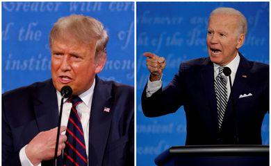 Donald Trump,Joe Biden,eleições estados Unidos