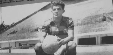Dida consagrou-se como  um dos maiores artilheiros do Flamengo