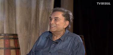 Dedé Santana em entrevista à TV Brasil em 2018