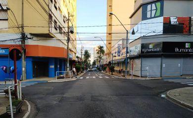 Prefeitura de Araraquara endurece medidas de enfrentamento ao novo coronavírus.