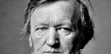 Maestro, compositor, diretor de teatro e ensaista alemão Richard Wagner