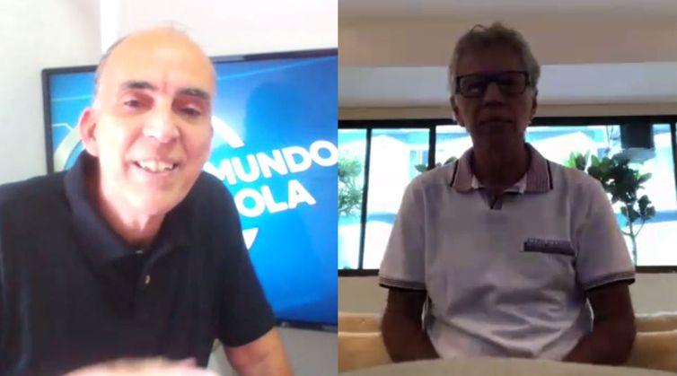 Clodoaldo conta bastidores da conquista da Copa de 70