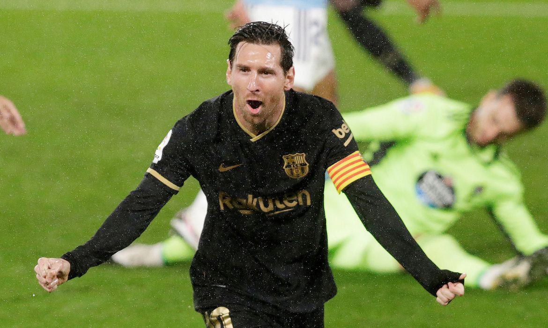 Messi, seleção argentina