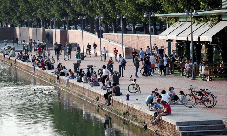 Itália entra em nova fase da pandemia