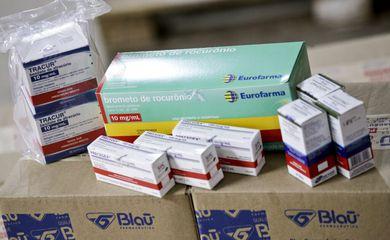 medicamentos do kit de IOT, intubação orotraqueal