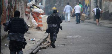 Operação Policial após ataques às UPP no Cantagalo e Pavão-Pavãozinho
