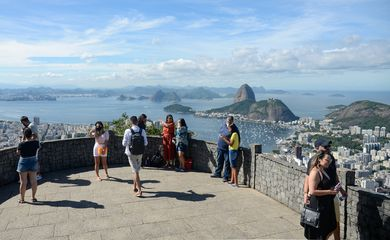 O Mirante Dona Marta é um dos pontos turísticos mais interessantes do Rio