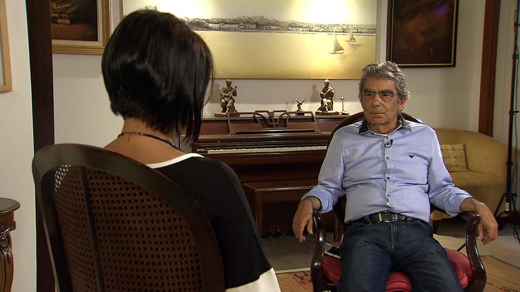 Roseann Kennedy entrevista o ex-ministro do STF Carlos Ayres Britto