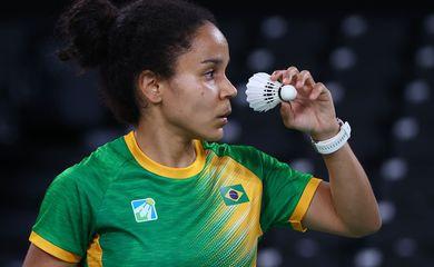 badminton, tóquio 2020, olimpíada, Fabiana Silva