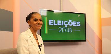 EBC Entrevista: Marina Silva