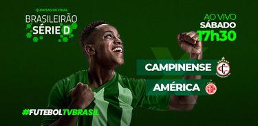 Série D Campinense x América
