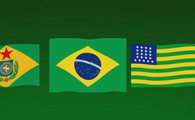 Exposição das Bandeiras do Brasil