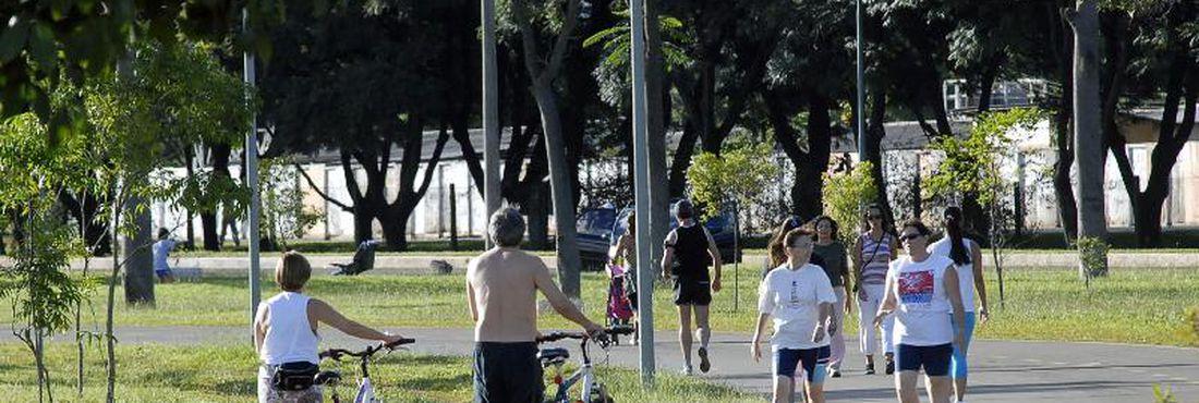 Parque da Cidade completa 34 anos em Brasília
