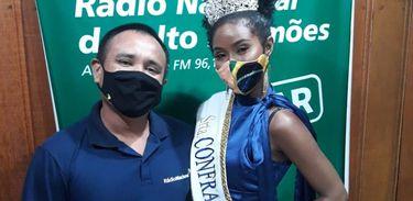 Miss Confraternidade Amazônica 2021 Juliana Oliveira