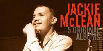 Ouça o saxofonista Jackie McLean no Jazz Livre!