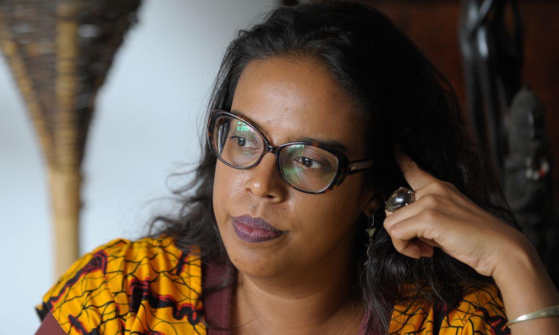 Rio de Janeiro - Historiadora e coordenadora do Fórum Itinerante de Cinema Negro (Ficine) Janaína Oliveira