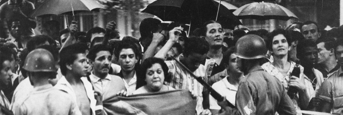 Ditadura Militar golpe 64