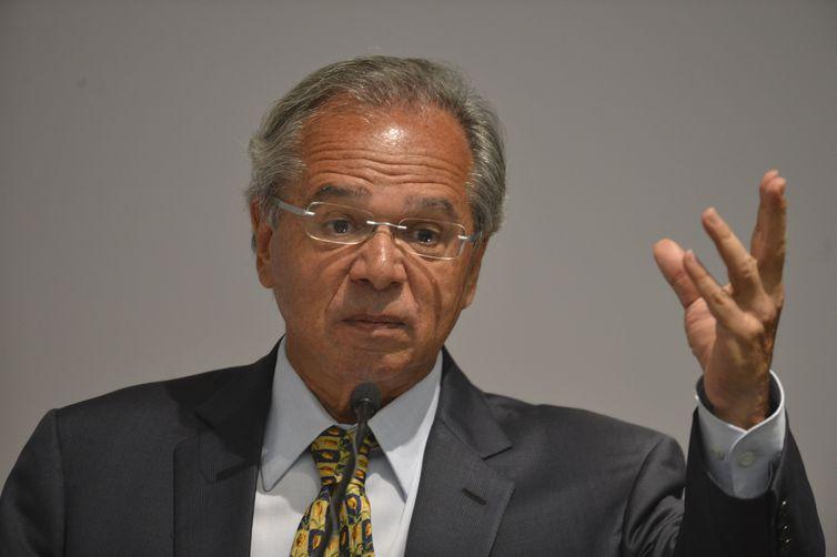 Transmissão de cargo ao ministro da Economia, Paulo Guedes