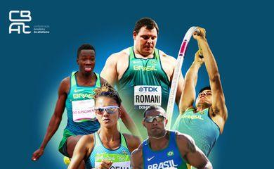 Destaques brasileiros no Ranking Olímpico da WA