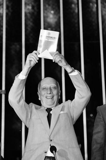 Promulgação da Constituição Federal de 1988
