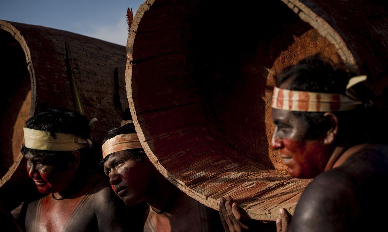 Brasília - O dia do índio, celebrado no Brasil em 19 de abril, foi criado pelo presidente Getúlio Vargas, através do decreto-lei 5540 de 1943. A data de 19 de abril foi proposta em 1940 no Congresso Indigenista Interamericano.