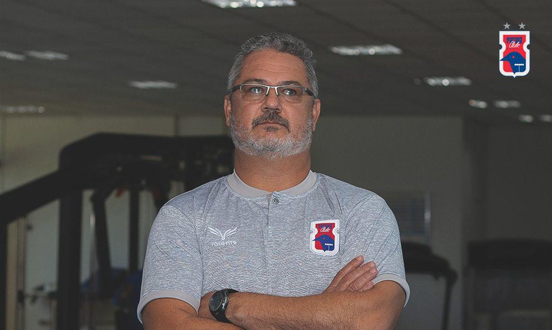 Rogério Micale é anunciado como novo técnico do Paraná, em 03/11/2020
