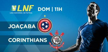 Joaçaba x Corinthians
