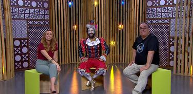 Karina Cardoso entrevista João Bachilli e Douglas Paiva (Gaiola), do Grupo Tholl