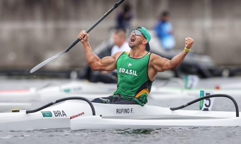 Fernando Rufino, Canoagem, tóquio 2020, paralimpíada