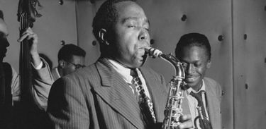 Charlie Parker, pássaro do jazz