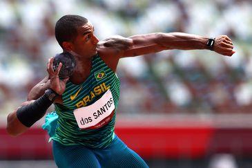felipe dos santos, decatlo, atletismo, tóquio 2020, olimpíada