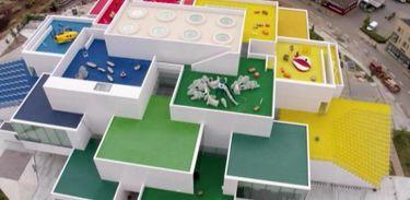 Camarote.21 visita a Casa Lego