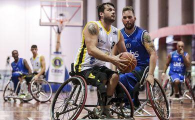 Campeonato Brasileiro de Basquete em Cadeira de Rodas Masculino - ADD Magic Hands X Gadecamp