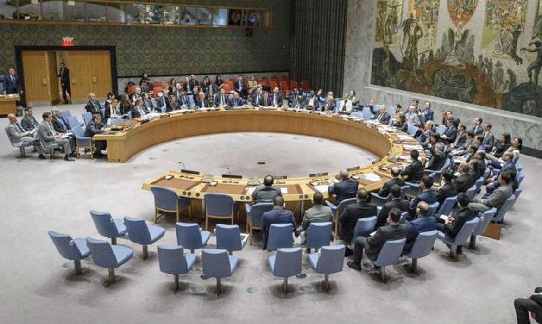 Votação no Conselho de Segurança da ONU sobre sanções à Síria