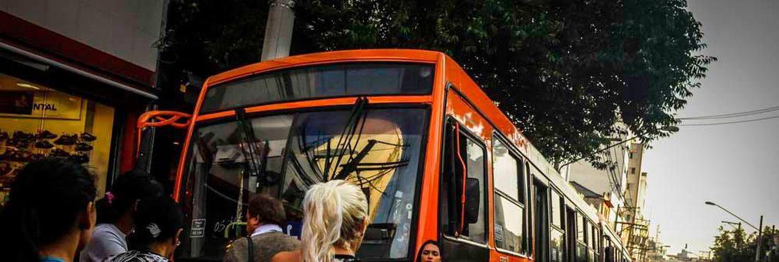 Greve de ônibus em São Paulo - 20/05/2014